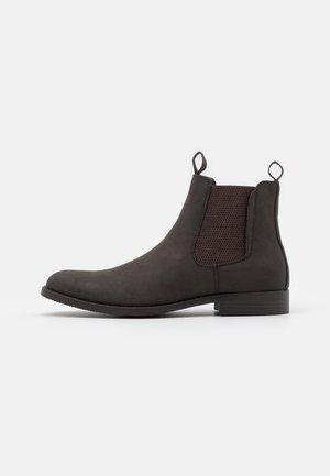 VEGAN KARL - Classic ankle boots - brown