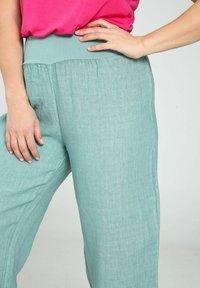 Paprika - Trousers - mint - 3