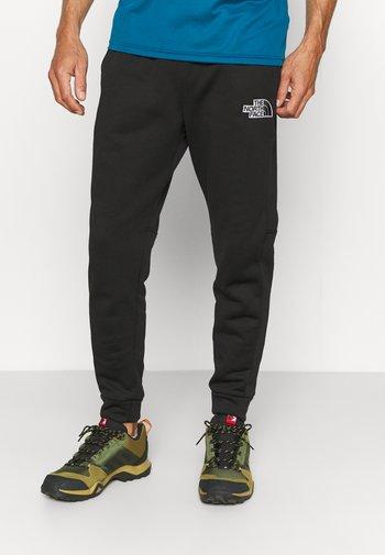 EXPLORATION PANT - Pantaloni sportivi - black