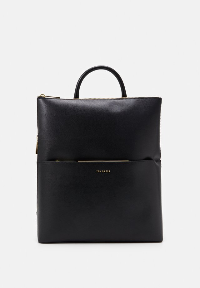 KRYSHIA BAR DETAIL BACKPACK - Sac à dos - black