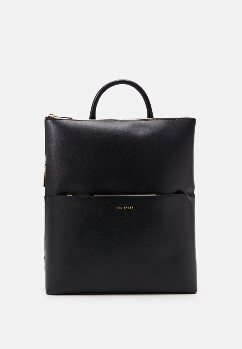 Ted Baker - KRYSHIA BAR DETAIL BACKPACK - Rucksack - black