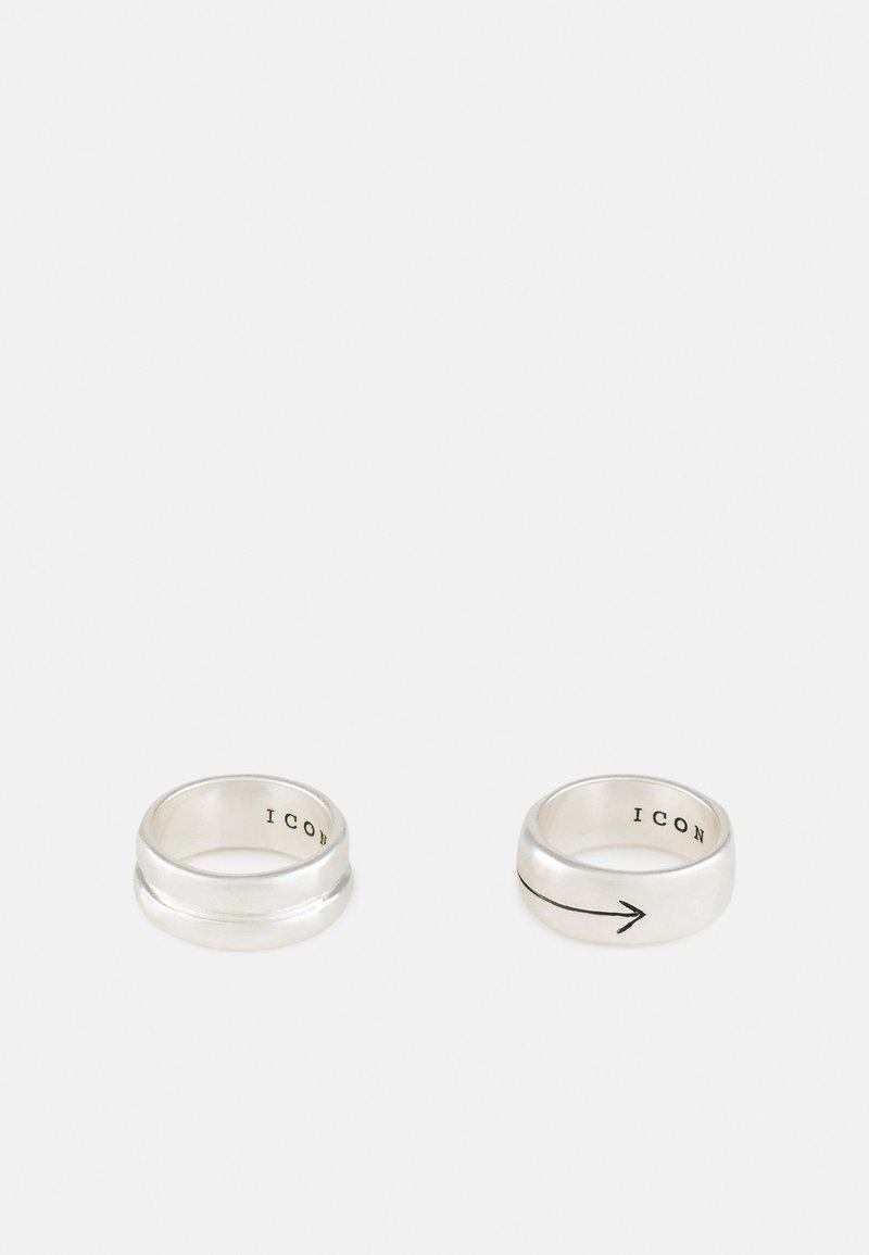 Icon Brand - DESERT COMRADE ARROW 2 PACK - Sormus - silver-coloured