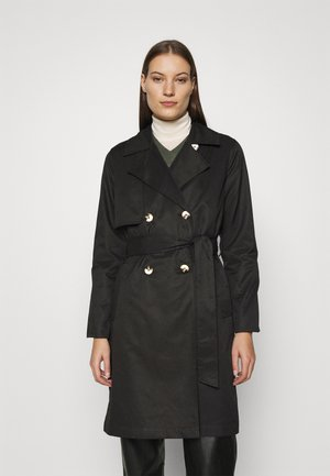 SLFWEKA - Trenchcoat - black