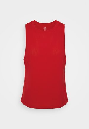 ICONIC TANK - Top - impact red