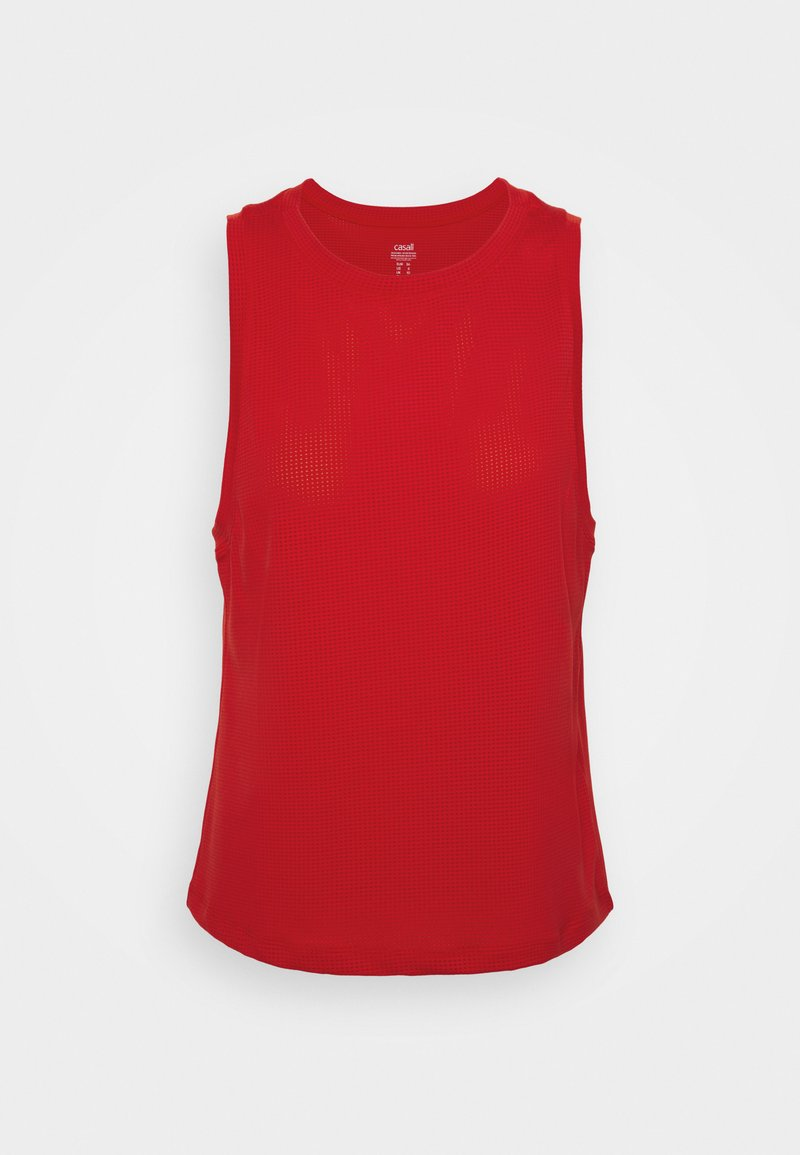 Casall - ICONIC TANK - Top - impact red
