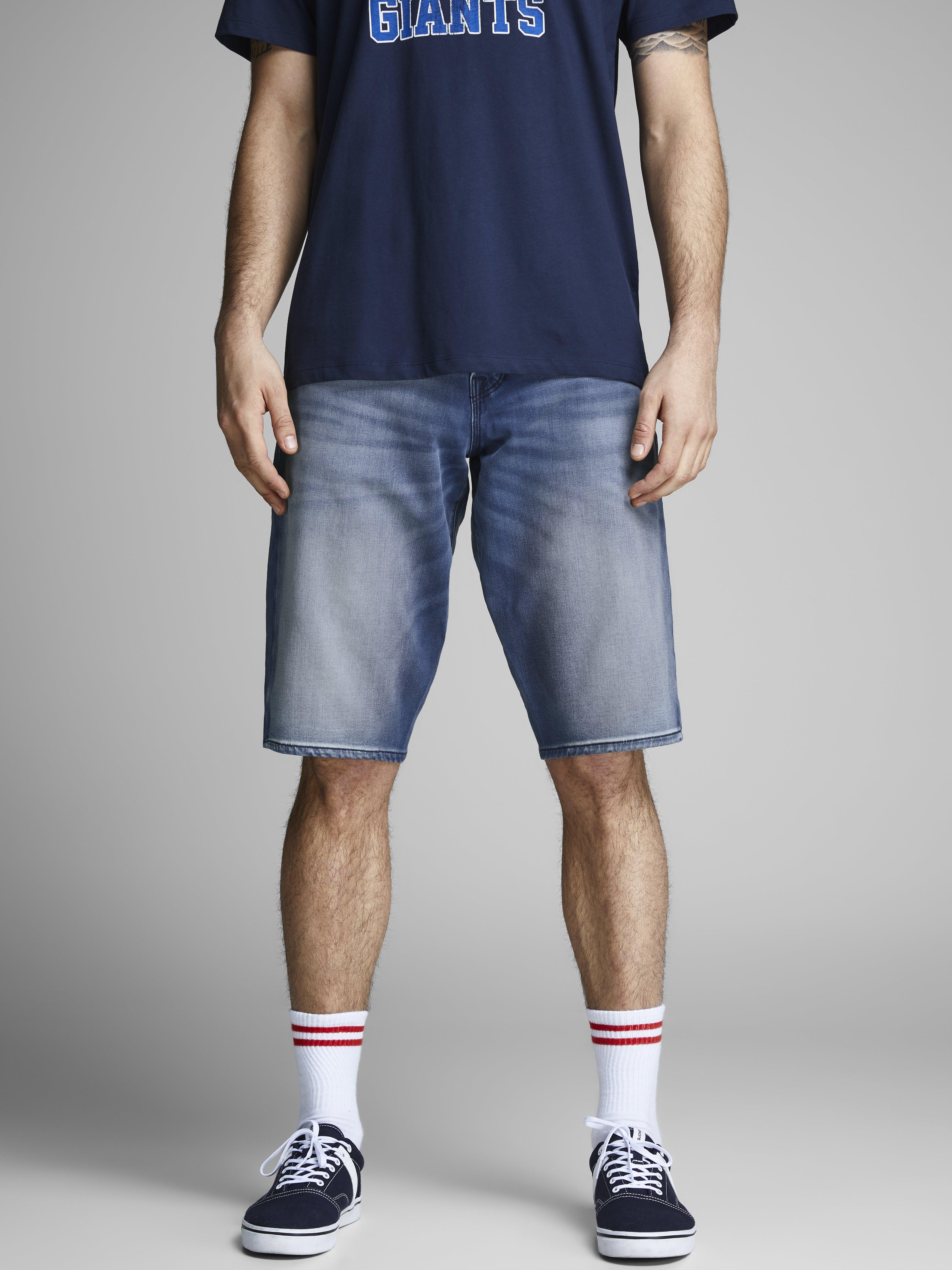 Herren Jeans Shorts