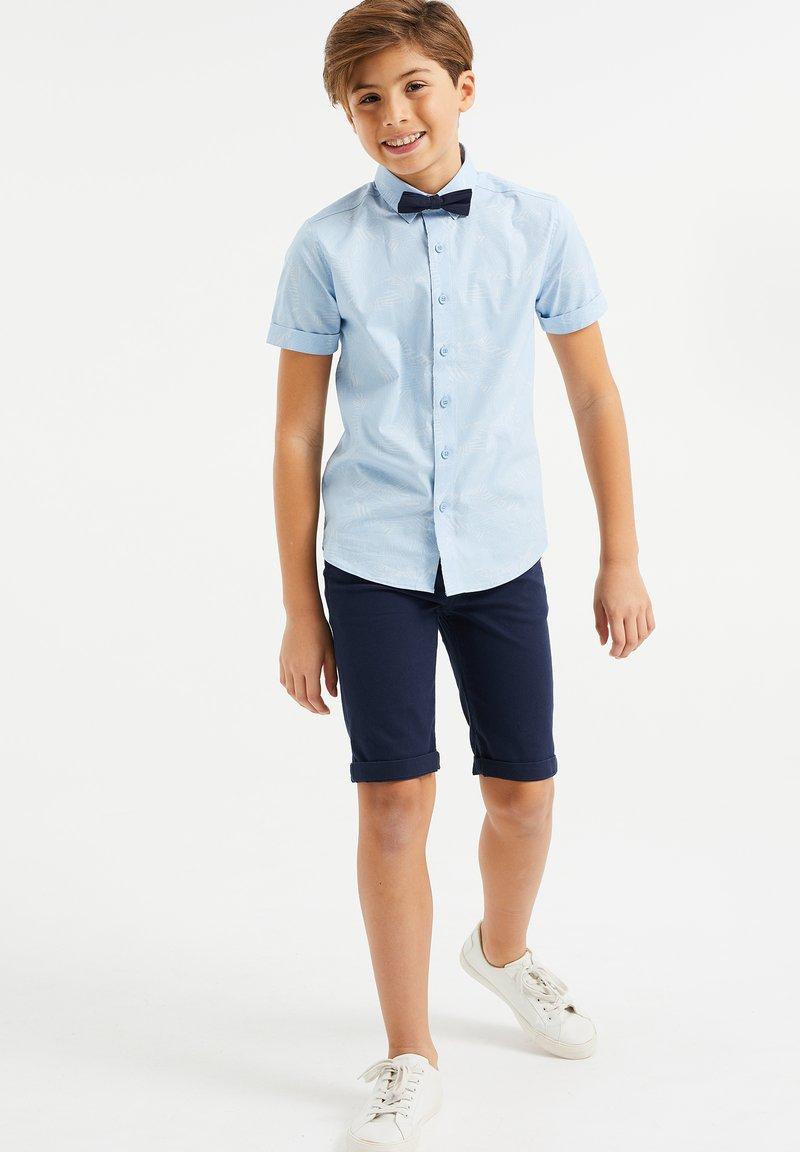 WE Fashion - DESSIN - Shirt - light blue