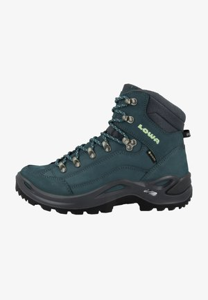 RENEGADE GTX MID - Hiking shoes - green
