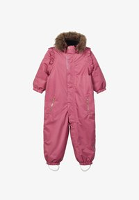 Name it - FUNKTIONS - Snowsuit - rose wine - 0