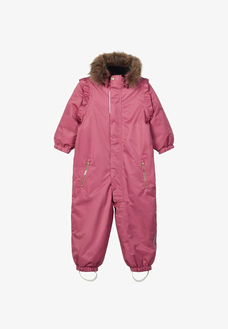 Name it - FUNKTIONS - Snowsuit - rose wine