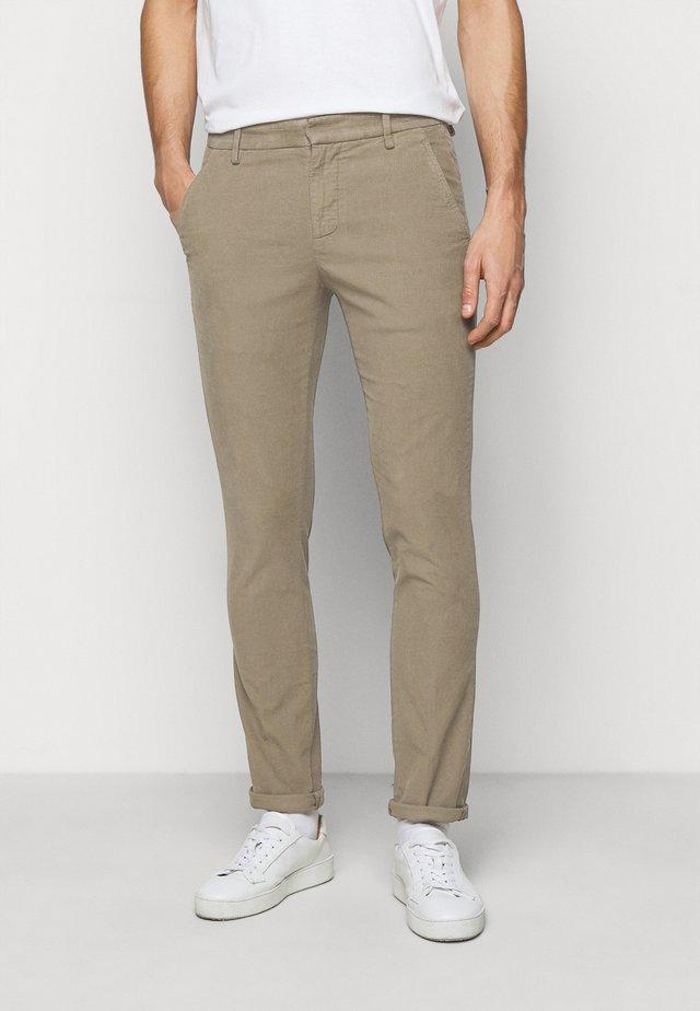 PANTALONE GAUBERT - Kalhoty - beige