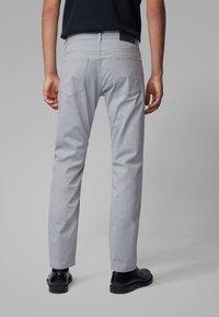 BOSS - MAINE3-10-20 - Straight leg jeans - open blue - 2