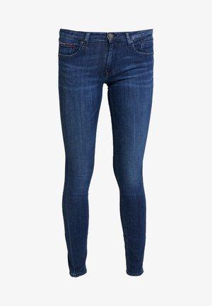 SCARLETT  - Skinny džíny - dark blue denim
