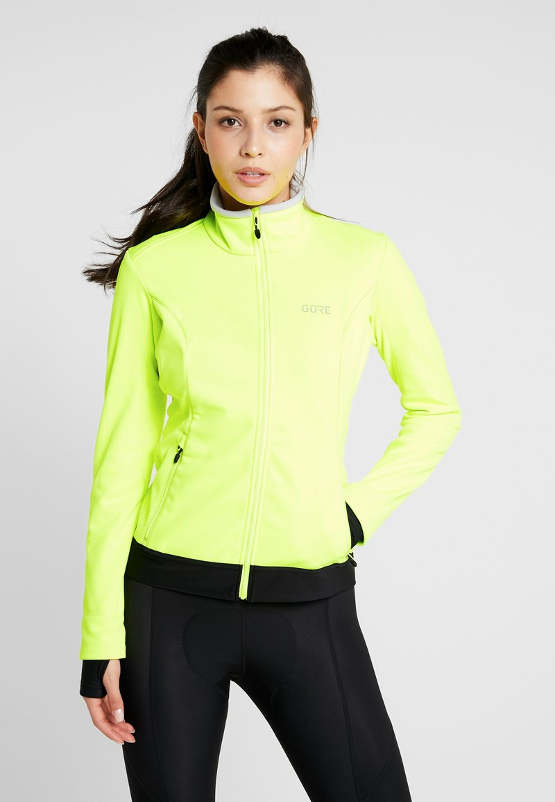 Gore Wear - THERMO  - Softshelljakke - neon yellow/black