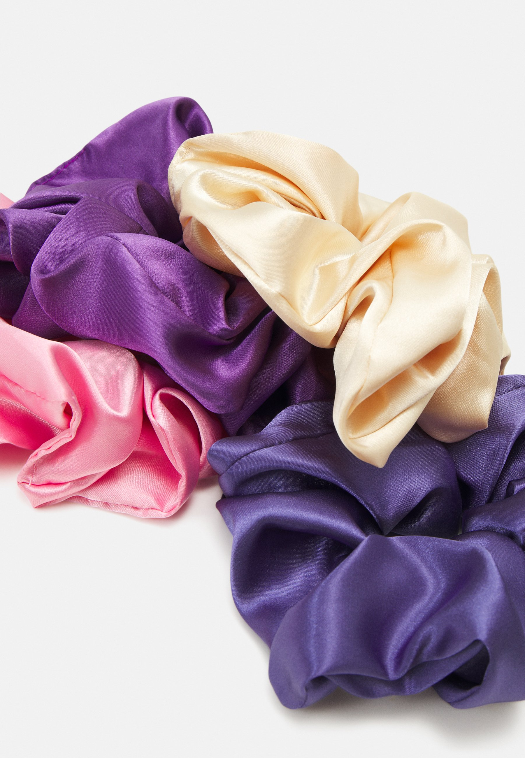 Women ONLESTER SCRUNCHIE 4 PACK - Hair styling accessory