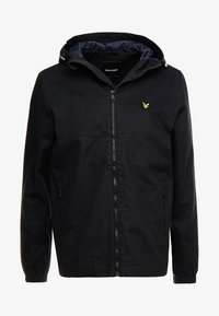 Lyle & Scott - JACKET - Summer jacket - true black - 3