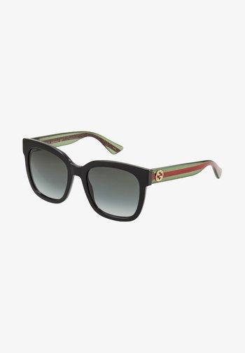 30000981002 - Sunglasses - black/green/grey
