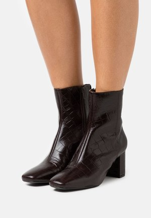 OREGON - Classic ankle boots - brown