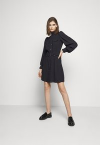 The Kooples - DRESS - Shirt dress - black - 1
