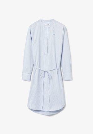 EF4525 - Košilové šaty - bleu clair / blanc / bleu marine