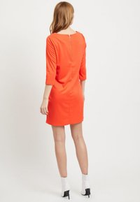 Vila - VITINNY - Day dress - light red - 2