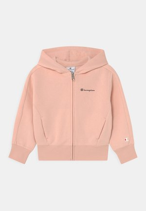ADDICTED HOODED FULL ZIP - Zip-up sweatshirt - light pink