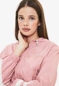 Bershka - Summer jacket - rose - 3