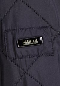 Barbour International - ARIEL POLARQUILT - Lehká bunda - navy - 4