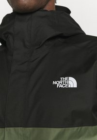 The North Face - QUEST ZIP IN JACKET - Chaqueta Hard shell - thyme/black - 5