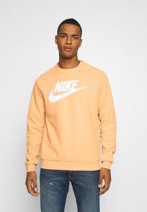 MODERN - Sweatshirts - gelati/white
