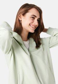 LC Waikiki - Zip-up sweatshirt - green - 6