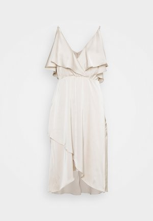 ANGELA - Day dress - champaigne