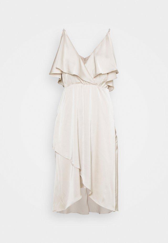 ANGELA - Day dress - champaigne