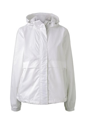 PAPERTOUCH WINDBREAKER - Windbreaker - off white