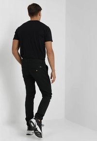 Blend - SLIM FIT - Chino - black
