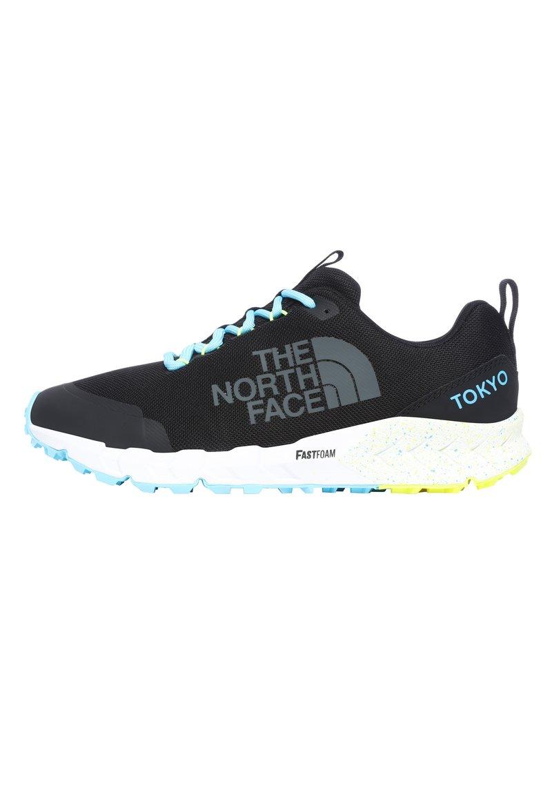 The North Face - M SPREVA TOKYO - Trainers - tnf black/bluefish