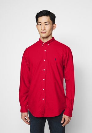 LONG SLEEVE SPORT - Shirt - park avenue red