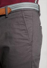 Esprit Collection - Chinos - dark grey - 3
