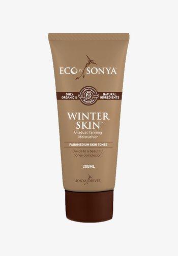 WINTER SKIN - Self tan - -
