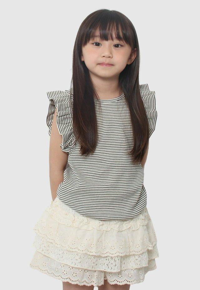 A-line skirt - off-white