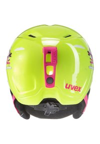 Uvex - Helmet - lime snow bunny - 3