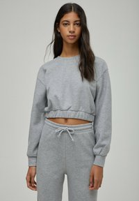 PULL&BEAR - Sweatshirt - grey - 0