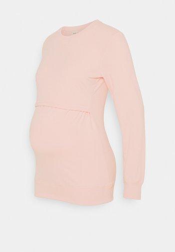 Bluza - light pink