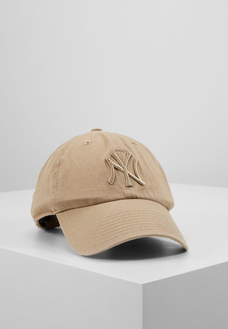 '47 - NEW YORK YANKEES CLEAN UP UNISEX - Cap - khaki