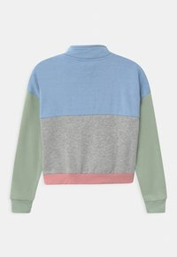 New Look 915 Generation - PASTEL BLOCKING ZIP  - Mikina - multi-coloured - 1