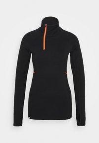 Mons Royale - OLYMPUS 3.0 - Sports shirt - black - 5