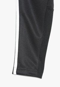 adidas Performance - TAN PANT  - Tracksuit bottoms - black/white - 3