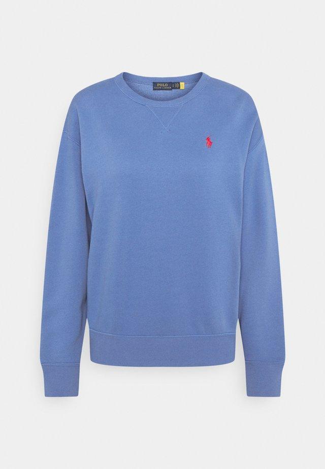 LONG SLEEVE - Sweater - resort blue