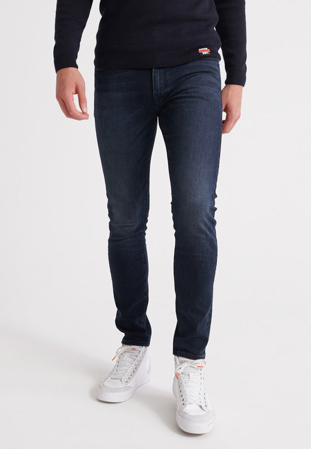 TYLER  - Slim fit jeans - bosley authentic dark