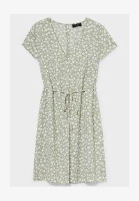 C&A - Day dress - light green - 3
